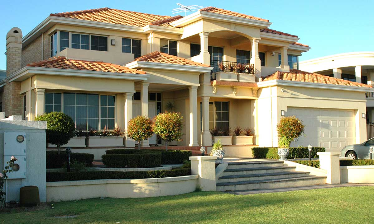 Double storey home builders in perth atrium homes for Atrium homes